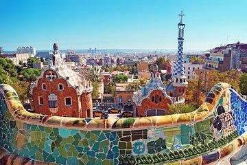 Park Guell and Sagrada Familia Private Tour