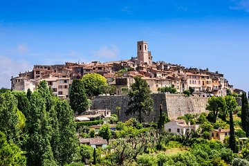 Provence Countryside Small Group Day Trip with Grasse Perfumery Visit from Nice