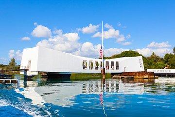 Pearl Harbor Arizona, Missouri and City Tour