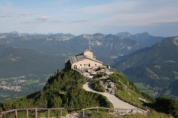 Private Eagle's Nest and Bavarian Alps Day Trip from Salzburg