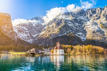 Private Bavarian Alps & Eagle's Nest Day Trip from Salzburg Incl. Entrance Fees