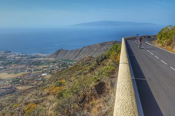 Road Cycling Tenerife - Los Gigantes Route