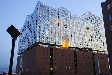 Skip the Line:Hamburg Elbphilharmonie Guided Tour Ticket (Without Concert Halls)