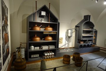 Prague's Czech Beer Museum: Self-Guided Tour with Customized Beer Bottle