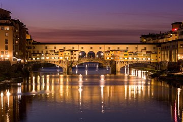 Electric Bike Night Tour of Florence with Gelato Tickets
