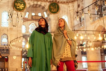 Istanbul's Mosques and Museums Private Tour