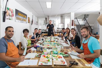 Choose Your 5 Dishes: Half-Day Cooking Class in Sukhumvit with Market Tour Tickets