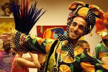 Cidade do Samba Behind-the-Scenes Carnival Tour in Rio de Janeiro