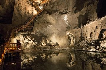 Wieliczka Salt Mine Guided Tour from Krakow Old Town