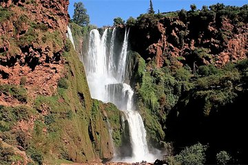 Ouzoud Waterfalls Guided Day Trip from Marrakech - All inclusive -