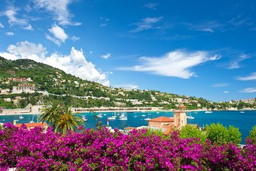 French Riviera Mediterranean Coastline Sightseeing Cruise from Nice
