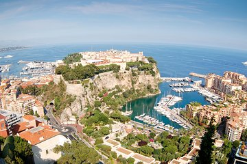 Monaco Round Trip Ferry Ride Transportation Service from Nice