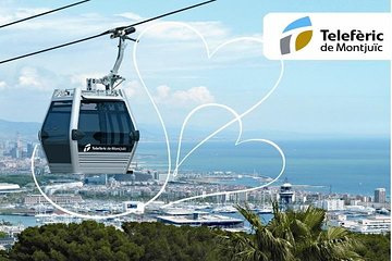 Montjuic Cable Car - Teleferic de Montjuic . Admission Ticket