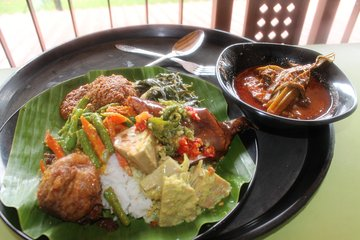 Singapore Food Tour in Kampong Glam