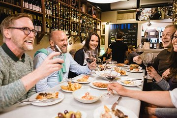 Barcelona Tapas, Taverns and History Tour