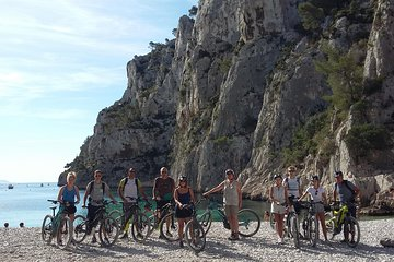 Marseille Shore Excursion : Half Day Cassis Electric Mountain Bike Tour Tickets