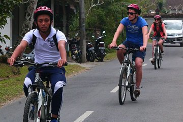 Bali Downhill Cultural Cycling Tour Tickets