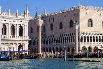 Doge's Palace and St Mark's Basilica Tour