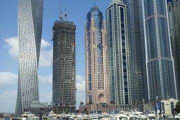 Daytime touring in Dubai | Chitalian Travels  |Palm Island Dubai From Burj Hotel