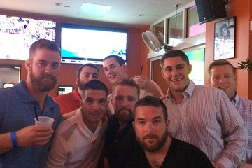 South Beach Miami Bachelor Party Package
