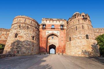 Purana Qila in Delhi E-Tickets w/ Optional Add ons