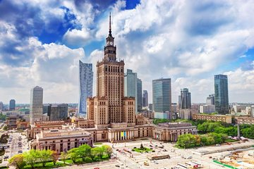 Warsaw in a Nutshell Private Walking Tour