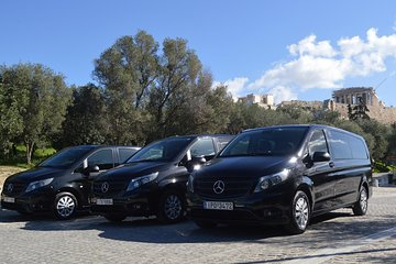 Athens Private Transfer: Piraeus Cruise Port to Central Athens