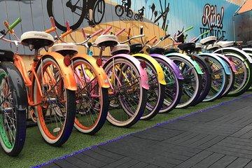 Los Angeles Beach Cruiser Bike Rental Tickets