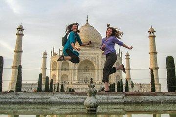 1 Day Delhi and 1 Day Agra Tour From Delhi with Taj Mahal - All Inclusive