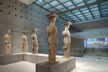 Skip the Line Acropolis of Athens and New Acropolis Museum Tour