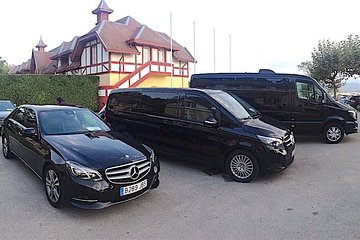 Private Transfers: Madrid to or from Toledo