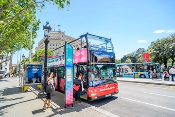 Bacelona Turistic Blue Bus Tours