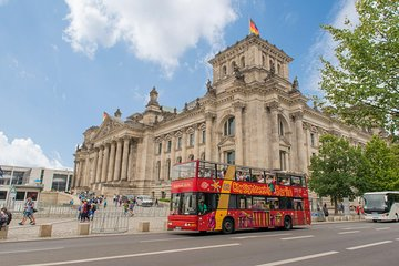 City Sightseeing Berlin Hop-On Hop-Off Bus & Optional Boat Tour