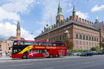 Copenhagen: 72-Hour Hop-On Hop-Off Classic Copenhagen Route