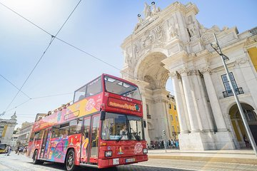 Lisbon City Sightseeing Bus