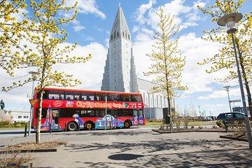 Reykjavik Shore Excursion: City Sightseeing Reykjavik Hop-On Hop-Off Bus Tour