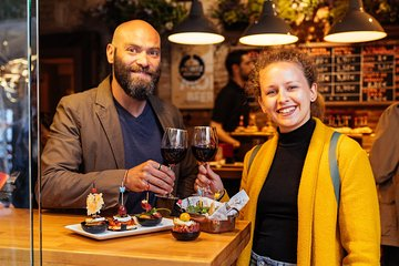 Private Tapas & Wine Tour with a Local