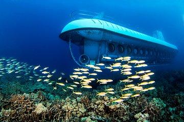 Atlantis Submarine Kona - Hawaii Island