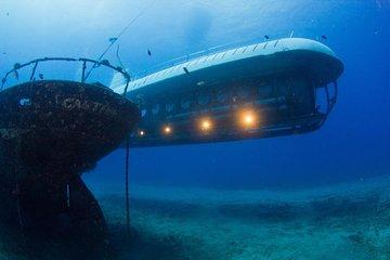 Submarine Halfway Night