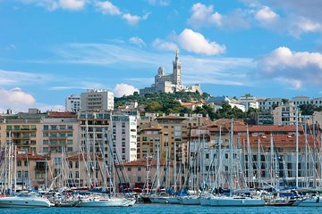 Provence, Marseille and Cassis Sightseeing Tour