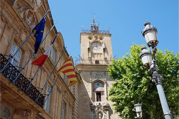 Aix en Provence Tour from Marseille