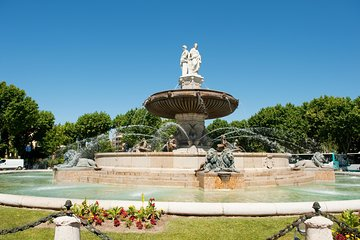 Private Tour: Aix-en-Provence from Marseille