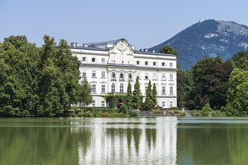 'The Sound of Music' Private Tour with Breakfast at Schloss Leopoldskron