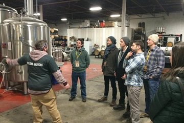 Sip of Philly Brewery Tour