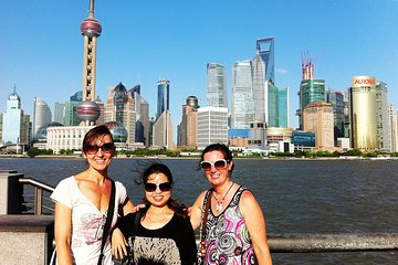 Private Full-Day Tour: Shanghai Old and New Highlights