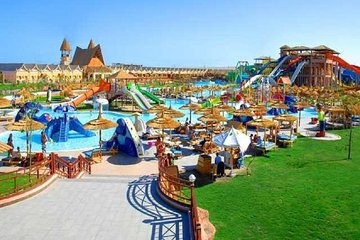 Hurghada Jungle Aqua Park Tickets, Transfer, and Lunch