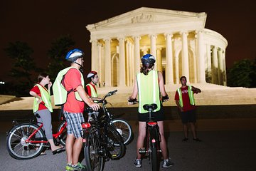 Small-Group Sunset Electric Bike Tour in Washington DC