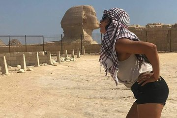 Save 10.00%! 2 days Giza pyramids and old city with round airport transfer