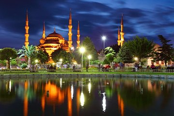 Istanbul by Night: Turkish Dinner and Show