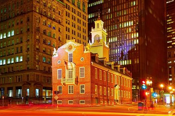 Downtown Freedom Trail Walking Tour in Boston Tickets